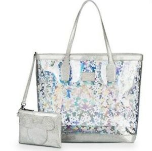 Disney Loungefly Magic Mirror Clear Tote